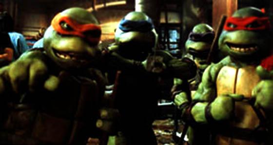 Comic Property Reviews Teenage Mutant Ninja Turtles Movies