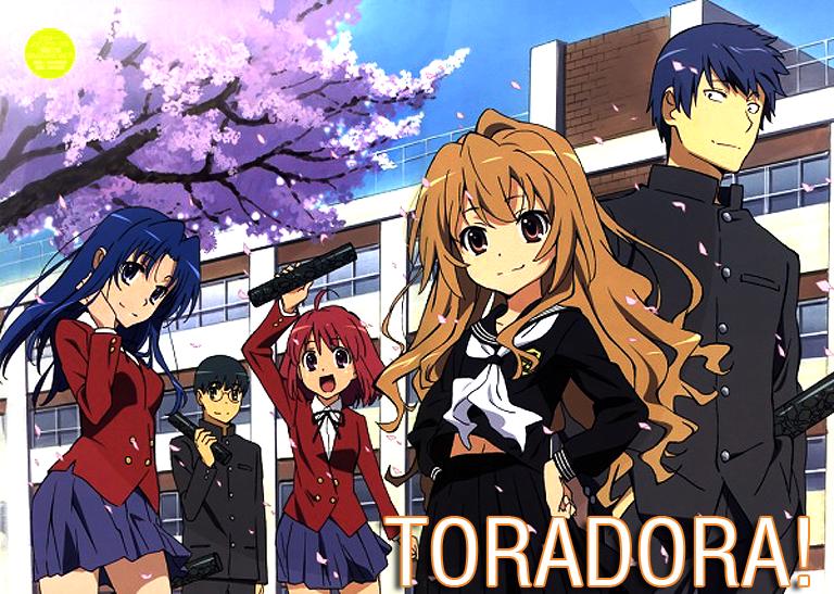 Toradora banner