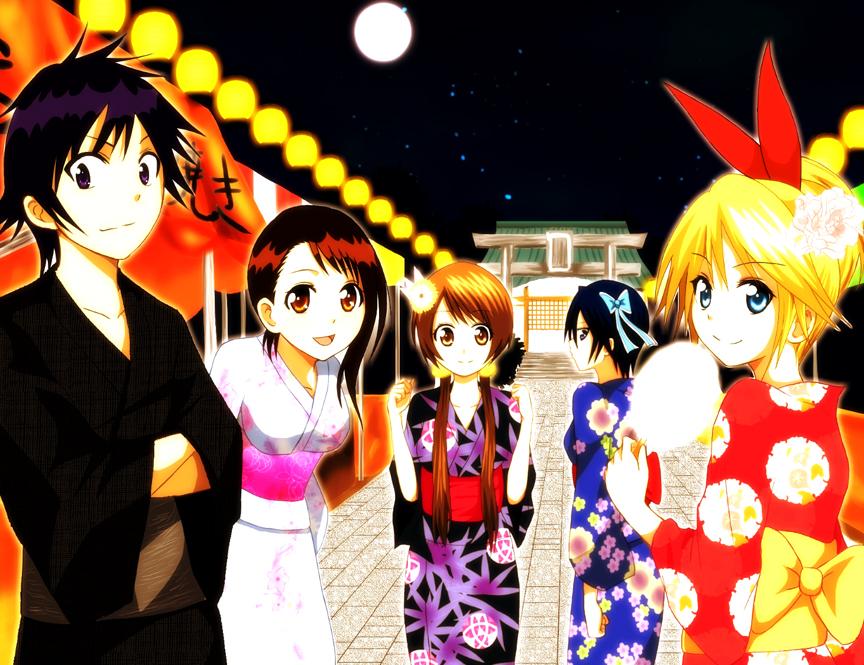 Nisekoi -- Anime Lounge-fixed
