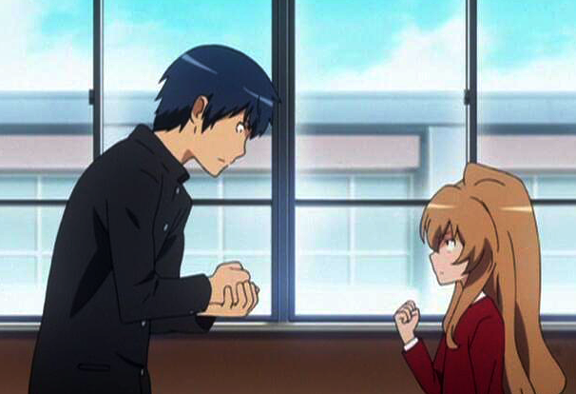 Anime: Toradora!