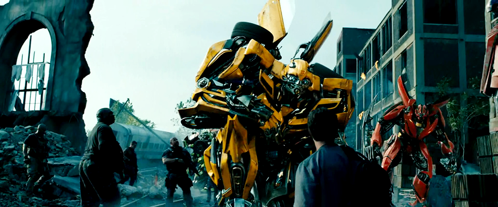 Transformers 2007 main review
