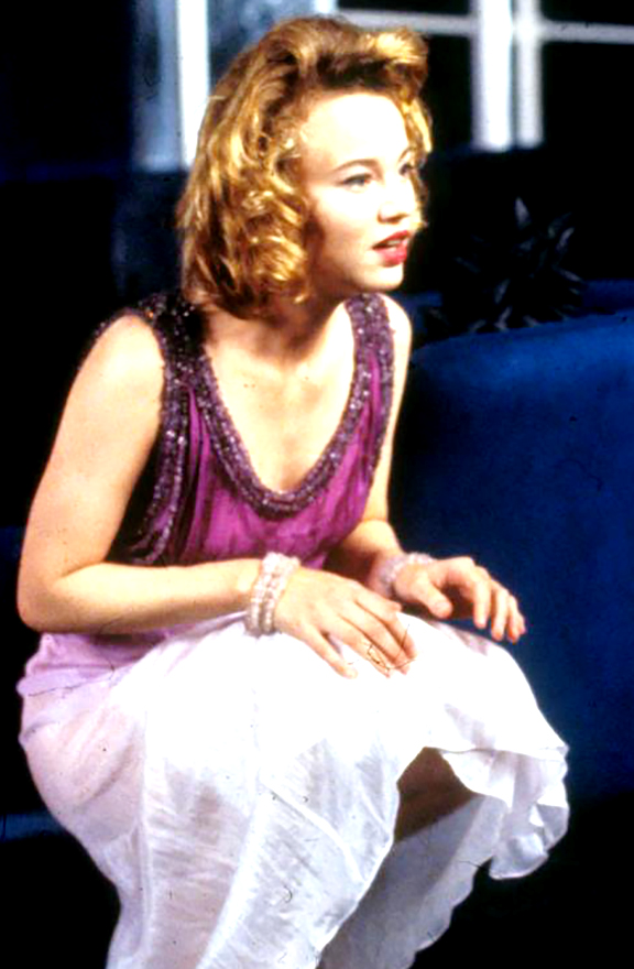 Samantha Mathis as Princess Daisy