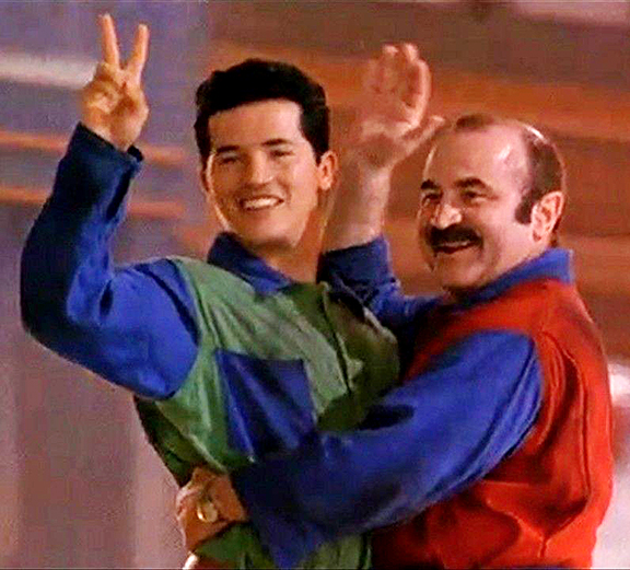 Top 5 On The Strip Things Wrong With The Super Mario Bros Movie