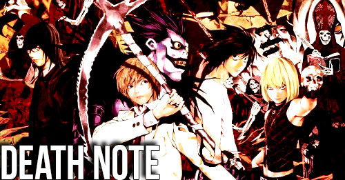 Death Note-anime