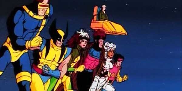 X-men fox animated
